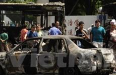 """""""Nước ngoài xúi giục bạo động tại Tân Cương"""""""
