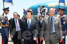 Đưa hợp tác kinh tế Việt Nam-Ai Cập tiến xa