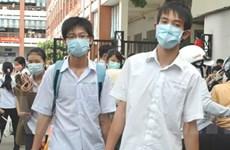 Phòng chống tốt cúm A/H1N1 mới khai giảng