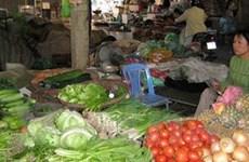 Hà Nội xây dựng 8 chợ đầu mối nông sản