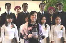 Kỷ niệm 999 năm Thăng Long-Hà Nội tại UNESCO