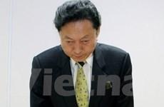 """Chủ tịch đảng đối lập Nhật """"dính"""" bê bối tài chính"""