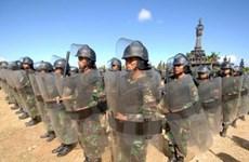 Indonesia thắt chặt an ninh cho cuộc bầu cử