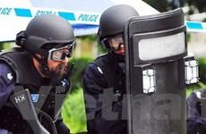 Singapore diễn tập đề phòng khủng bố kiểu mới