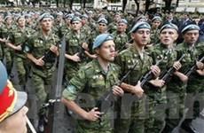 Nga tăng cường luật về sử dụng quân đội