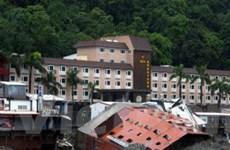 100 người bị vùi lấp do lở đất ở Đài Loan