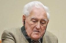 Cựu sĩ quan Đức quốc xã bị tù chung thân