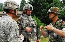 Triều Tiên lên án cuộc tập trận chung Mỹ-Hàn