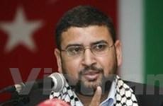 Hamas phản đối bình thường hóa quan hệ với Israel