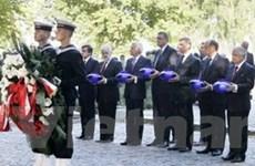 Lãnh đạo châu Âu không quên bài học Thế chiến II