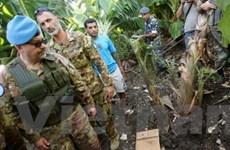 Tái diễn xung đột vũ trang Lebanon và Israel