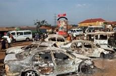 Xung đột tại Uganda, gần 100 người thương vong