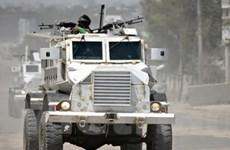 Đánh bom liều chết xảy ra liên tiếp tại Somalia