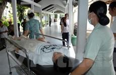 Động đất mạnh ở Indonesia, 9 người bị thương
