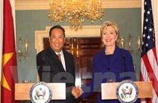 Phó Thủ tướng Phạm Gia Khiêm thăm Hoa Kỳ
