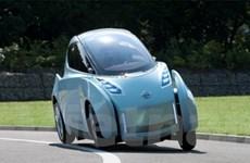 Nissan tiết lộ chiếc ôtô điện mini Land Glider