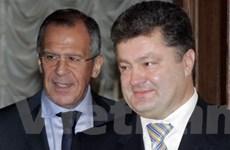 Ukraine tìm cách hàn gắn quan hệ với Nga