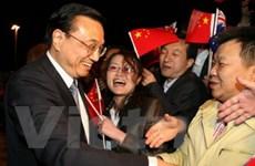 Trung Quốc và Australia nỗ lực hàn gắn quan hệ