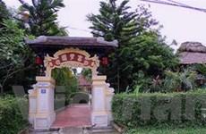 Hỗ trợ kinh phí trùng tu, tôn tạo nhà vườn Huế