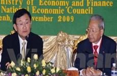 Ông Thaksin Shinawatra trong vai cố vấn kinh tế