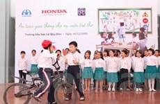 Gần 50.000 học sinh vui học an toàn giao thông