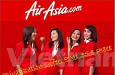AirAsia mở tuyến bay đến 5 thành phố lớn Ấn Độ