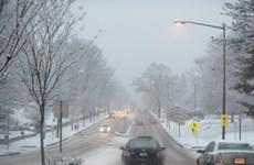 Bão tuyết tiếp tục hoành hành miền Đông nước Mỹ