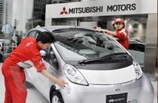 Mitsubishi sản xuất xe compact giá 8.900 USD