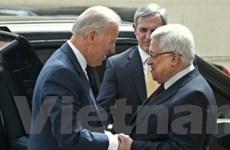 Phó Tổng thống Mỹ gặp các lãnh đạo Palestine