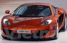 McLaren giới thiệu siêu xe thể thao MP4-12C