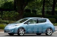 Nissan bán xe điện Leaf tại Nhật vào cuối 2010