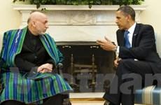"""Quan hệ Mỹ-Afghanistan """"ngày càng được củng cố"""""""