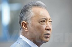 Cựu Tổng thống Bakiev sẵn sàng trở lại Kyrgyzstan