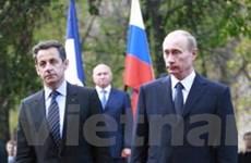 Nga-Pháp thảo luận thúc đẩy hợp tác năng lượng