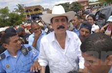 Honduras: Tuần hành ủng hộ Tổng thống bị lật đổ
