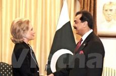 Mỹ và Pakistan nhấn mạnh hợp tác chống khủng bố