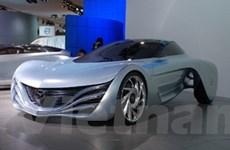 Mazda phát triển mộ thế hệ động cơ xoay mới