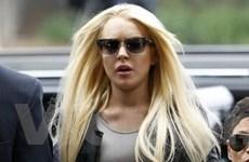 Lindsay Lohan thừa nhận việc cai nghiện thất bại