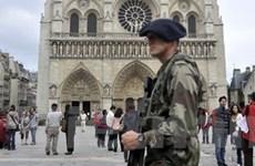 Cảnh sát Pháp bắt giữ 12 nghi can khủng bố