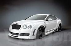 Bentley tiến hành phát triển mẫu coupe 4 cửa