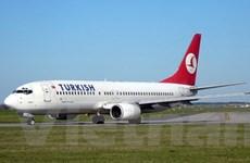 Turkish Airlines nhắm đến châu Phi để phát triển