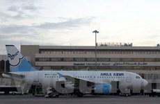 Có chuyến bay trực tiếp đầu tiên từ Pháp đến Iraq