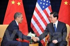 """""""Trung Quốc mong muốn củng cố quan hệ với Mỹ"""""""