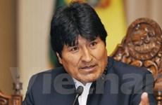 Tổng thống Bolivia Morales tiến hành cải tổ nội các