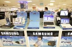 Samsung Electronics hướng tới lợi nhuận kỷ lục