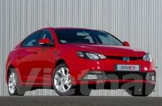 MG6 fast back có giá khởi điểm gần 15.500 bảng