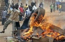 Bạo loạn tại Uganda, hơn 100 người thương vong