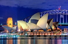 Lượng du khách Trung Quốc tới Australia tăng vọt