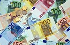 Đồng euro bị giảm giá trên các thị trường châu Á