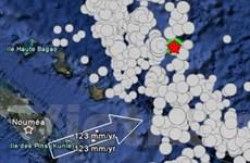 Động đất 6,4 độ Richter ngoài khơi Samoa, Tonga